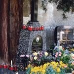 Hitler's Parents Grave 1989